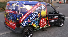 Blackpool Signs and Graphics | Vehicle Wrapping | Stage Backdrops ...