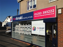 Blackpool Signs and Graphics Signage Gallery