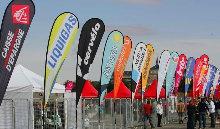 Custom Flags | Feather Flags | Festival Flags